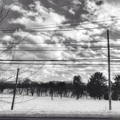 Photo taken at Framingham Country Club by Jarod Z. on 2/15/2014