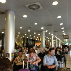 """Photo taken at Aeroporto di Firenze """"Amerigo Vespucci"""" (FLR) by Massimiliano G. on 6/19/2013"""