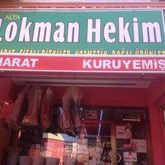 Photo taken at Uğrak Çarşısı by Alya L. on 2/1/2014