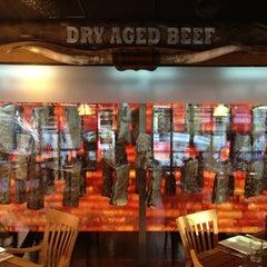 Photo taken at Günaydın Kasap & Steakhouse by Kaan Ö. on 5/4/2013