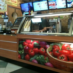 Photo taken at Subway by Evgeny M. on 4/20/2013