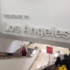 Photo taken at Terminal 5 by Logan M. on 11/27/2012
