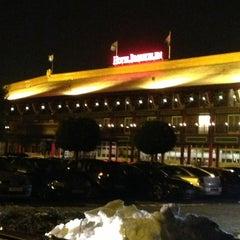 Photo taken at Hotel Breukelen by Jeanine on 1/23/2013