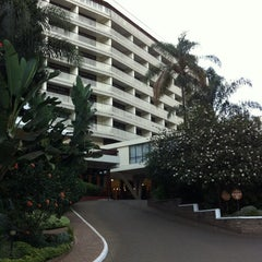 Photo taken at Sarova Panafric by Yempabo RG on 6/24/2013
