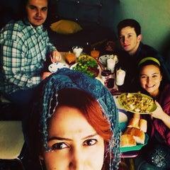 Photo taken at Şehit Yarbay Cad. Şirinevler by Özge Ö. on 3/11/2015
