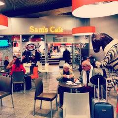 Photo taken at Sam's Café by Jean-Paul T. on 4/12/2013