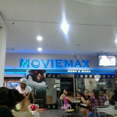 Photo taken at Moviemax Rosa e Silva by Isabella T. on 7/24/2013