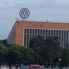 Photo taken at Volkswagen do Brasil by Odete L. on 11/7/2014