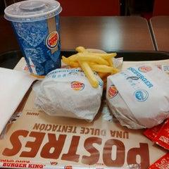 Photo taken at Burger King by Damián d. on 3/3/2015
