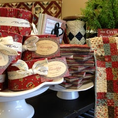 Photo taken at Temecula Quilt Co. by Lori S. on 4/16/2012