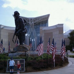 Photo taken at Airborne & Special Operations Museum by Matt S. on 5/29/2011