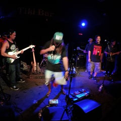 Photo taken at Tiki Bar by Zach on 6/6/2015