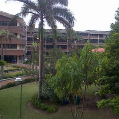 Photo taken at Universidad del Atlántico by Romario B. on 5/24/2013
