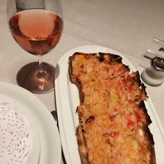 Photo taken at Restaurant l'Olivé by Rick H. on 9/23/2014