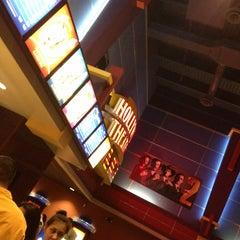 Photo taken at Regal Cinemas Laredo 14 by Trixx R. on 9/1/2013