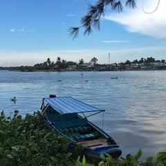 Photo taken at Bến Ninh Kiều by Hugo C. on 6/4/2015