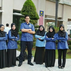 Photo taken at Dewan Seri Seroja, Presint 15 by Nor A. on 10/8/2015