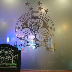 Photo taken at Celtic Club by Jeff J. on 5/14/2014