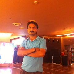 Photo taken at BIG CINEMAS by Rishav G. on 5/28/2013