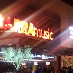 Photo taken at Barra Music by Paulo S. on 10/3/2012