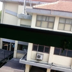 Photo taken at Universitas Pasundan (UNPAS) by Dinny K. on 11/13/2014