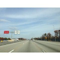 Photo taken at I-66 - Arlington / Fairfax County by Ya K. on 11/18/2012