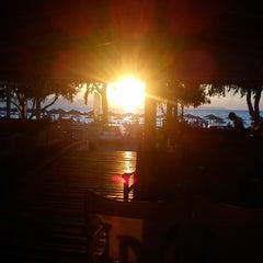 Photo taken at Bora Bora by Thanos Z. on 7/20/2013