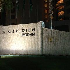 Photo taken at Le Méridien Jeddah by Abdullah S. on 5/9/2013