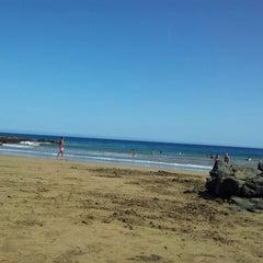 Photo taken at Playa Spar by Patricia R. on 8/17/2013