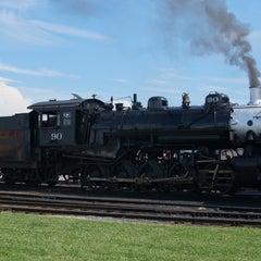 Photo taken at Strasburg Railroad by John B. on 7/29/2013