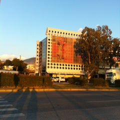 Photo taken at Γλυφάδα (Glyfada) by Κωνσταντινα on 1/19/2012