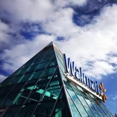 Photo taken at Walmart by Fish Q. on 2/20/2014