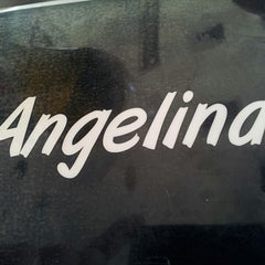 Photo taken at Bar Restaurant Angelina by Daniel M. on 5/5/2013