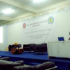 Photo taken at Universitas Batam (UNIBA) by Scorpionnz N. on 12/12/2013