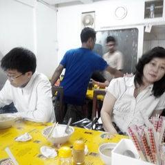 Photo taken at Bakmi Alok cab Kemakmuran by WillWins on 3/2/2014