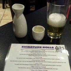 Photo taken at SakeBomber Sushi & Grill by Kelli D. on 10/4/2015