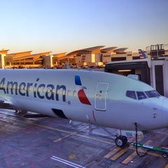 Photo taken at Gate 47A by Chad K. on 9/16/2014