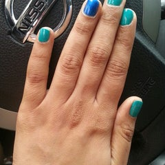 Photo taken at Four Leaf Clover Nail And Spa by Sandra V. on 7/14/2013
