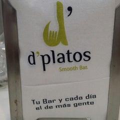 Photo taken at D'platos by Raúl M. on 4/23/2014