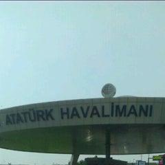 Photo taken at İç Hatlar Gidiş Terminali by sdr on 8/14/2014