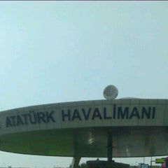 Photo taken at İç Hatlar Gidiş Terminali by . on 8/14/2014