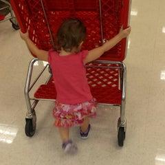 Photo taken at Target by Devlin S. on 9/23/2014