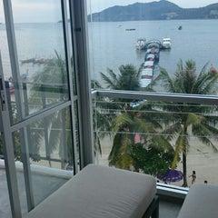 Photo taken at Signature Phuket Resort by Catherine C. on 12/8/2014