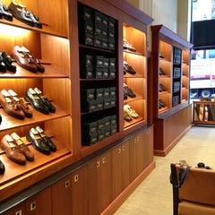 Photo taken at Alden New England Shoes by Taemin H. on 2/22/2013