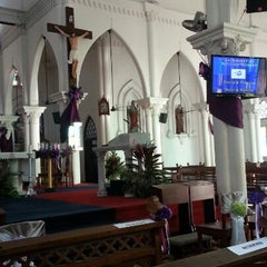 Photo taken at Church of the Nativity of the Blessed Virgin Mary by Pr@nee V. on 12/12/2012