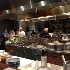 Photo taken at Kushi Izakaya & Sushi by Niffy S. on 12/9/2012