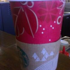 Photo taken at Starbucks by Kayla M. on 11/13/2013