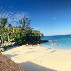 Photo taken at Karon Beach Resort & Spa by Spanish J. on 2/20/2015