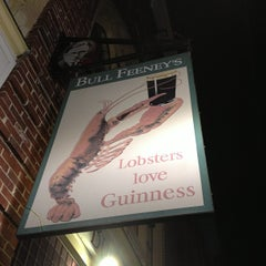 Photo taken at Bull Feeney's by Benjamin D. on 3/27/2013