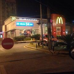 Photo taken at McDonald's Kota Bharu Drive Thru by nicka mier on 9/3/2013